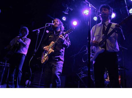 Live at The Croc - Marty, Matt K., Paul