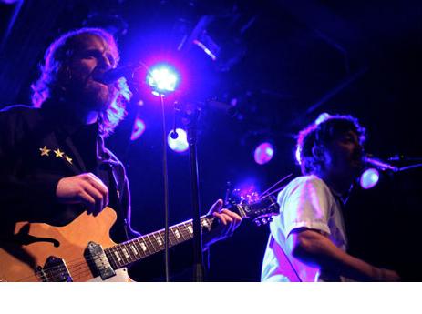 Live at The Croc - Matt K., Paul