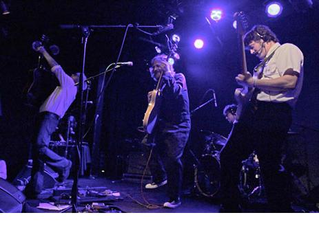 Live at The Croc - Marty, Matt K., Dusty, Paul